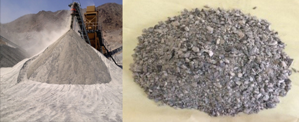 0-5mm Crushed Sand