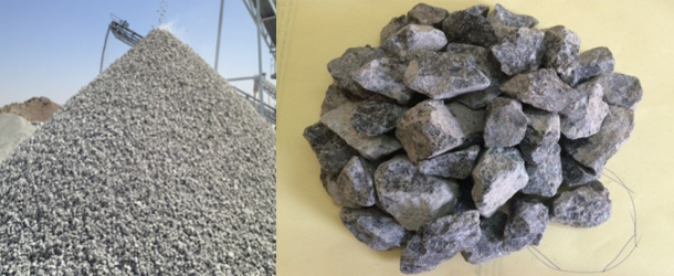 20–40mm Crushed Aggregate