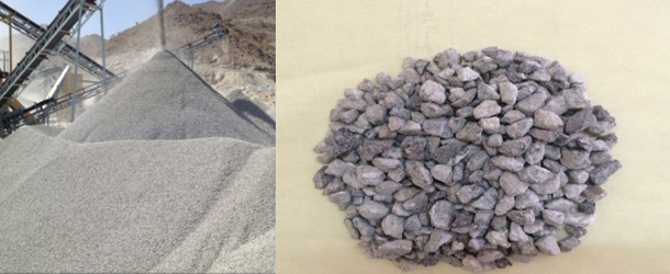 5-10mm Crushed Aggregate
